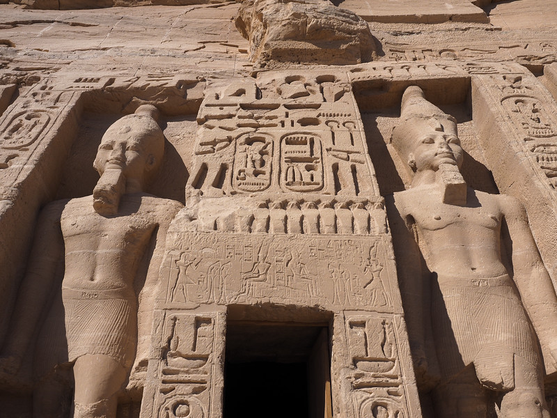 Small Temple at Abu Simbel