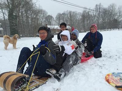 Snowmaggedon 2016