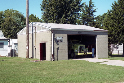 COULTERVILLE COMMUNITY FPD - OAKDALE STATION