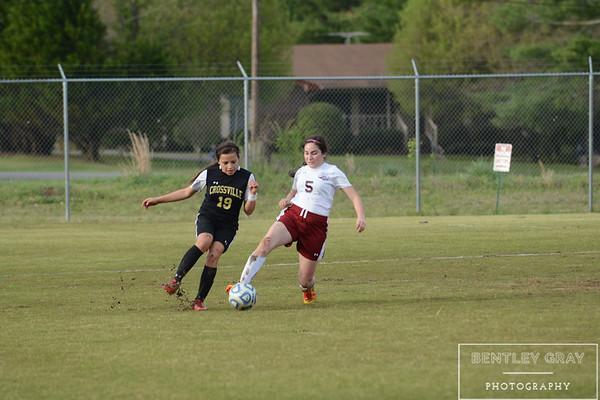 BHS vs Crossville 04-02-15