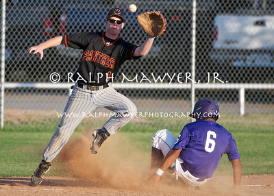 Baseball - TMI vs Boerne High School (2011)