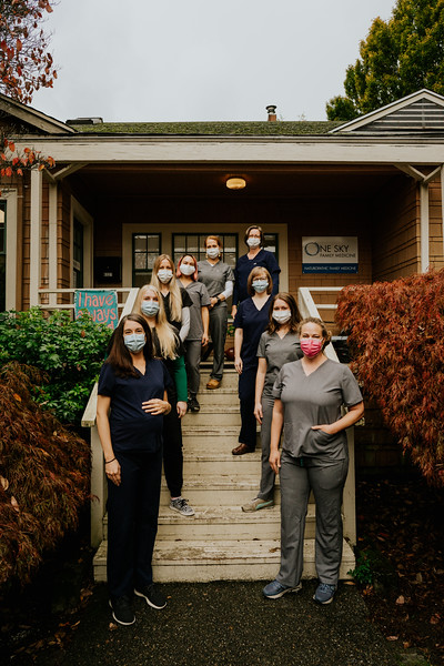 One Sky Family Medicine, October 2020