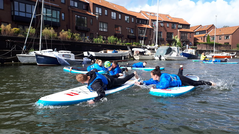 Harbourside Adventure, Sat 28 Sept 11.00 (Kate and Bee)