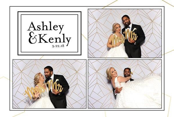 Ashley & Kenly Wedding