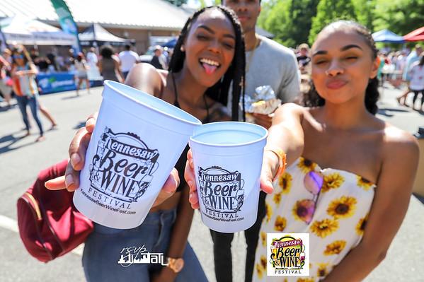 Kennesaw Beer & Wine Fest - Saturday 4-27-2019
