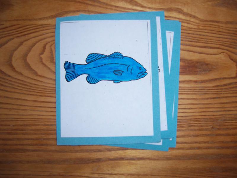 Three-Part Cards