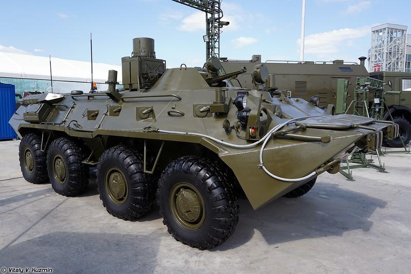 Разведывательно-поисковая машина РПМ-2 (RPM-2 CBRN recce vehicle)