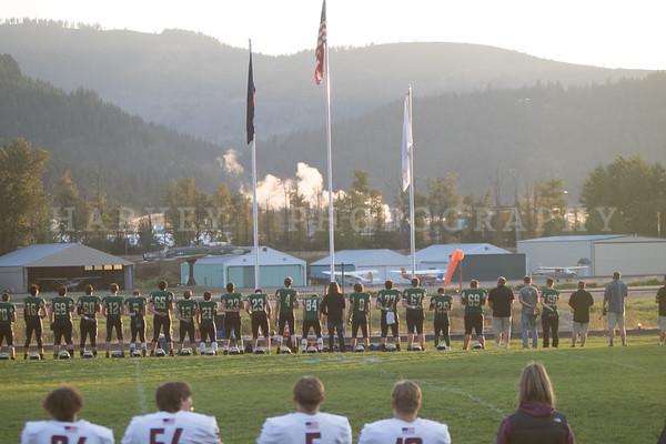 SMHS Football vs. Medical Lake