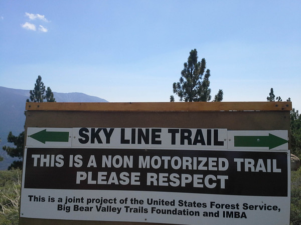 2013-08-17 - Skyline Trail Dedication