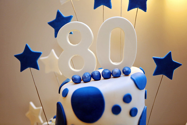 80th Surprise Birthday Party