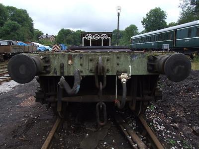 ZXR - 2 Axle Well Wagon (Flatrol)