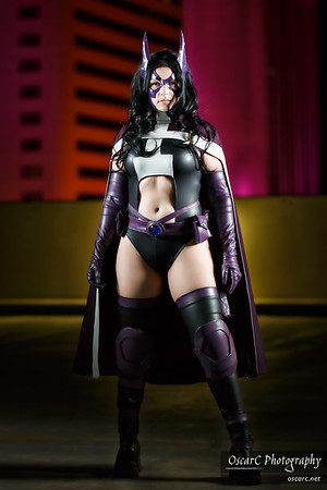 Huntress (WindOfTheStars) from DC Comics