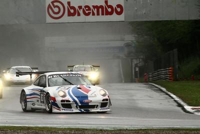 S.M.G. au Blancpain Series à Monza