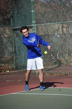Boys Varsity Tennis –2017