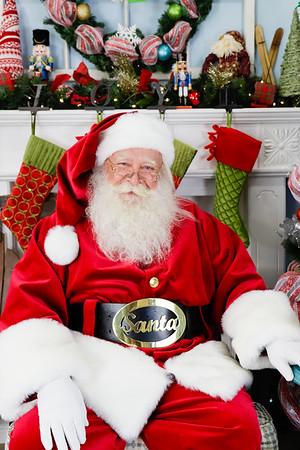 Santa (Solo pics)