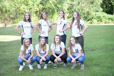 Girls Soccer Seniors 2019