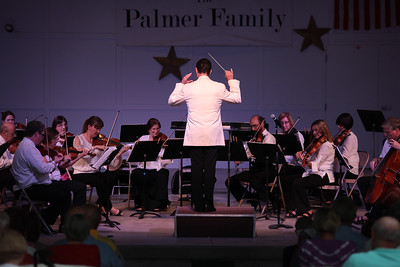 Evenings Under the Stars Festival Orchestra  7/11/15