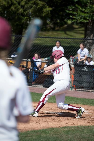 4/23/16: Varsity Softball v Deerfield