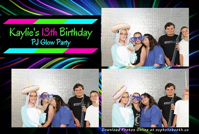 Kaylie's 13th Birthday Party