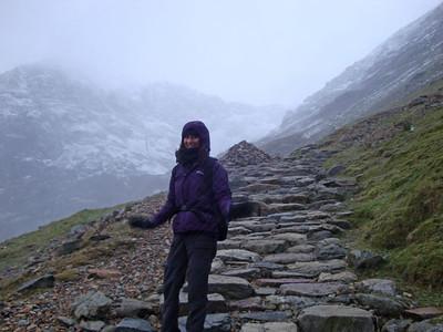 Snowdonia in November