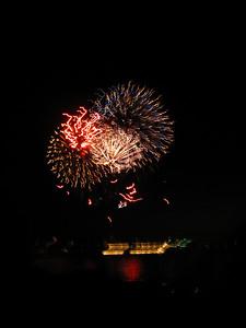 HSBC Celebration of Light Finale
