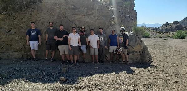 4-27-19 Eldorado Canyon ATV & Goldmine Tour