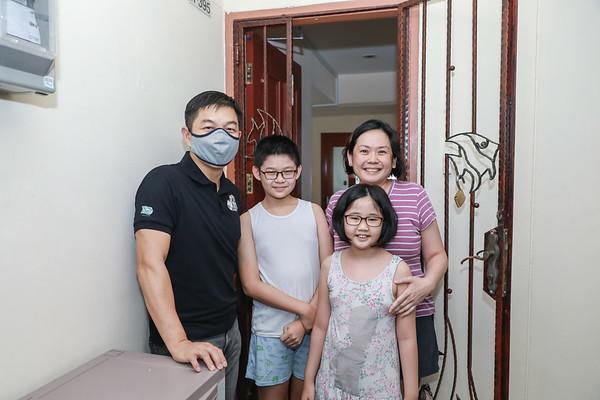 103120 - Adviser visit Blk  Blk 102 Lengkong Tiga