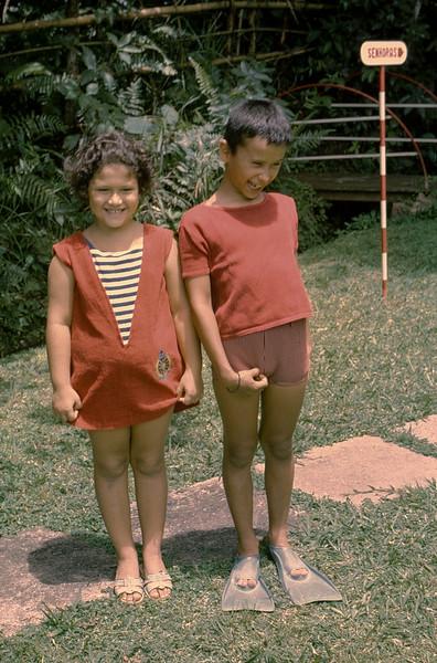 1966- Piscina do Dundo