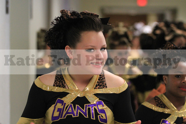 Cheer Competition 9-29