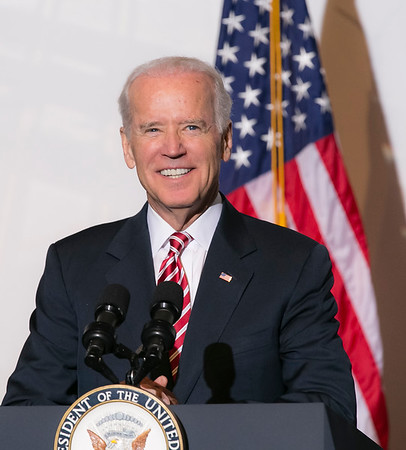 Vice President Joe Biden Visits Norfolk, VA
