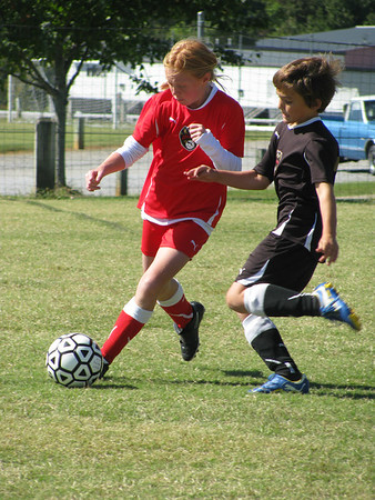 Oct. 2-10, 2011 Hailey Soccer