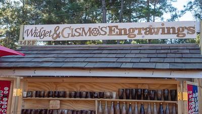 Widget & Gismo's Engraving