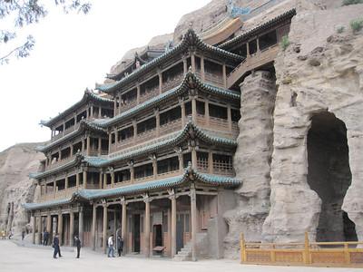 May 2011: Datong and the Yungang Grottos