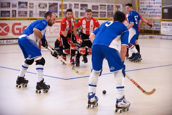 Semifinali: HP Montebello vs HP Maliseti Prato