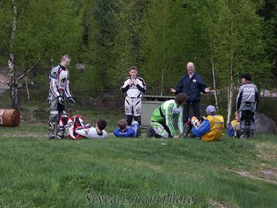 2004-05-13, Crossträning
