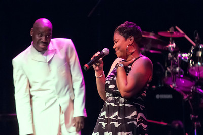 Will Downing @ McGlohon Theater at Spirit Square 10-26-13 by Jon Strayhorn