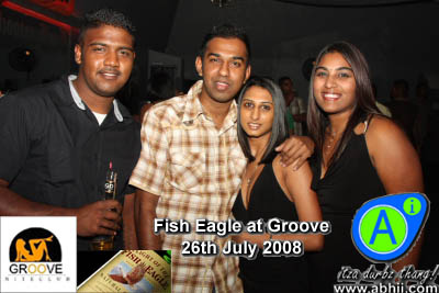 Groove - 26th July 2008