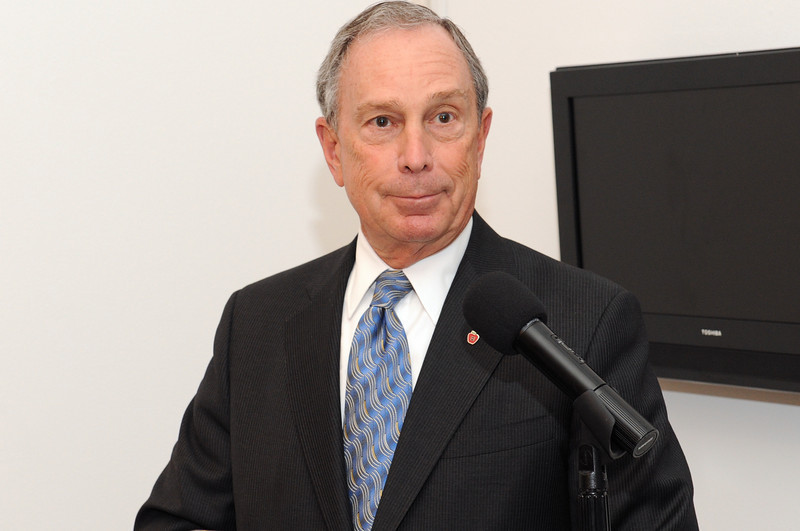 "The Honorable Michael R. Bloomberg Reception: ""New York City and Latin America: A Growing Partnership"""