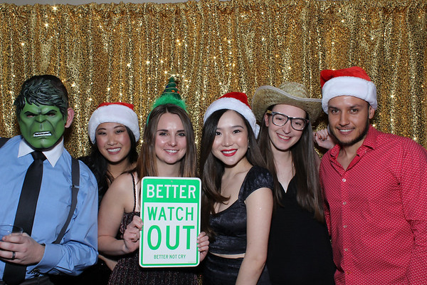 WorldRemit Holiday Party 2018