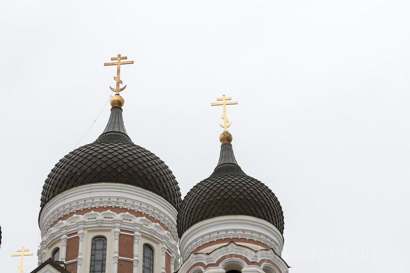 Discover Alexander Nevsky Cathedral Tallinn