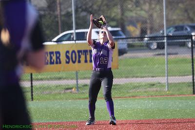 4.15.19 Softball - Brownsburg at Mooresville