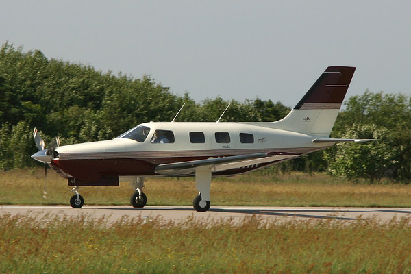 OY-LAR - Piper PA-46-350P Malibu Mirage