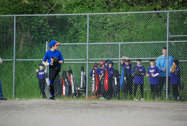 Bulls vs. Bats 5/31/2011