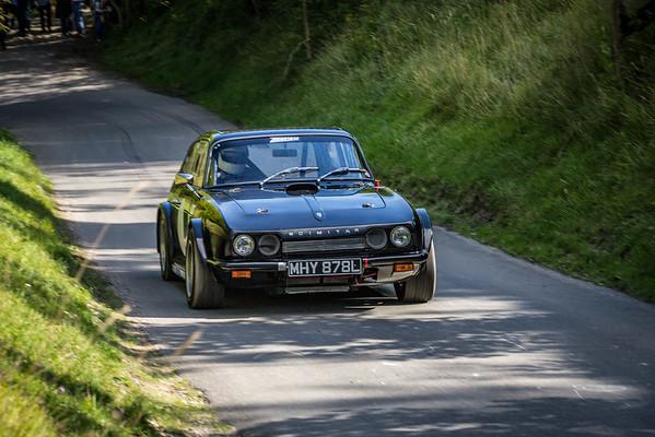 Reliant Scimitar GTE 1972