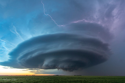 May 21 SW Kansas Supercells