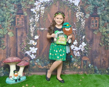 Kaitlyn St Patricks Day 2020