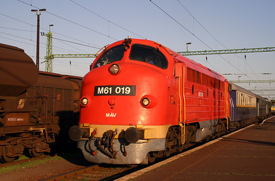 Hungary Class M61 / 618