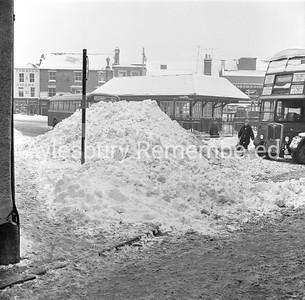 Snow Scenes - 1962-63