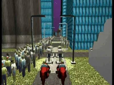 Team Animation 2002 - Earthquake Parade