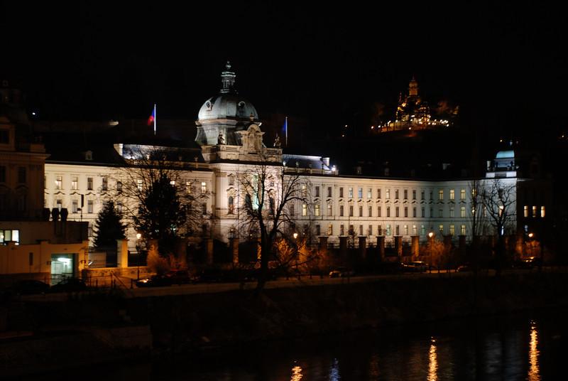 Prague Night Scene Near Water 15.JPG